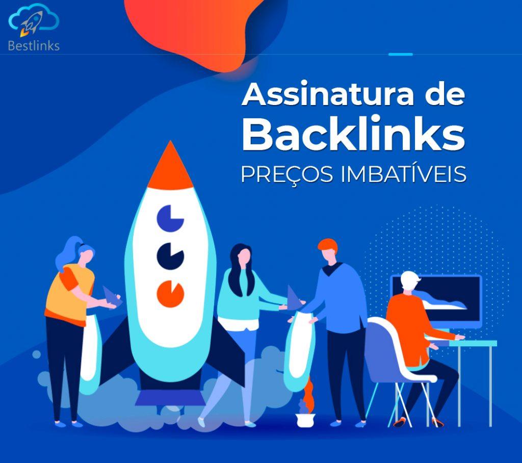 Backlinks por Assinatura